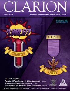Clarion Magazine 2016 Cover